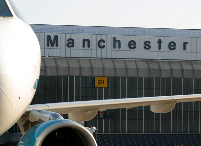 Manchester airport taxi transfers