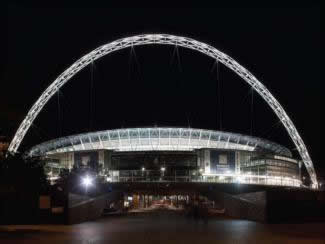 Taxis to Wembley Stadium and arena