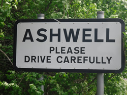 Taxi from Ashwell
