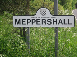 Taxi from Meppershall