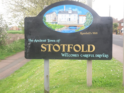 Taxi from Stotfold
